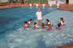 Bedourie Splash'N'Arts Camp 2017